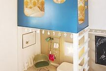 Awesome Kids Rooms / by Jess Low