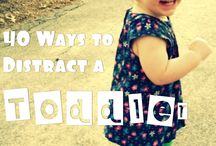 Toddler ideas / by Magda Beme Reese
