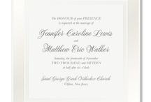 ALL NEW Weddings: Pretty Foils / by William Arthur Fine Stationery