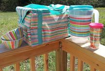 Summer thirty-one 2014 / Thirty~One bags, totes & all things Thirty-one for summer fun!!! / by Crystal Galvan-Smith