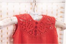 Love of knitting and crochet / by Judy Mathis