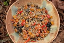 EAT | Quinoa / by Running With Tongs
