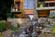 AWSOME HOUSES / by Elizabeth Bogart