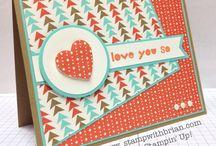 Inspiration: Cards & Papercraft / by Amy Schneider