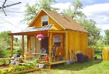 Tiny Homes / by Cynthia Yeager