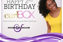 What's New with CHS / Newsletters, announcements and current events! / by Curly Hair Solutions