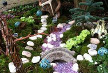 Fairy garden / by Natalie Marie