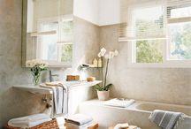 Dream Bathrooms / by Stephanie Barnett