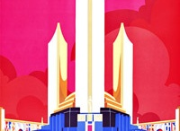 Vintage Chicago Posters / by UPchicago