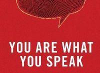 Language / by Courtenay Morgan