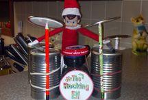 Elf ideas! / by Brooke Rhoades
