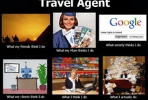 Travel Agent Stuff ✈ / by Christy Leigh