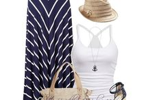 Outfits / by Cassandra Brown