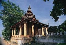 Vientiane Capital / Vientiane Capital-The City of Charm / by Laos - Simply Beautiful