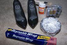 Shoe Stuff / by Cyndi Mehling
