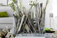 Driftwood Art / by Joy Ruffle