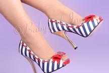 [shoes] / by Ireland-Gabriela Tate