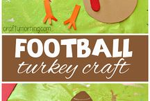 Thanksgiving Crafts for kids / by Shelly Van Ess