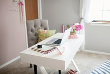 Home Office / by Katrina Chambers