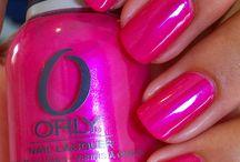 Orly nail polish ❤ / by Aimee Jackson
