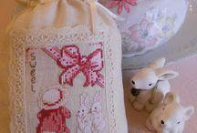 cross-stitch sweet-love / by Petra de Vries