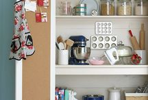 Organization Inspiration / by Leslie Goodwill