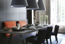Home: Diner / #home #dining #room / by Eniko Laszlo