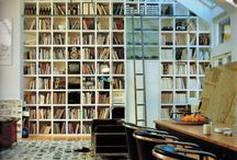 Home Library / by Camie Thomas