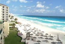 Cancun resorts - The Royal Mayan / The Royal Mayan® is the hideaway for your Mexican Caribbean dream vacation. Nestled beside Cancun's finest beach, the resort offers endless views of pearly white sands and sparkling turquoise waters. Experience tropical luxury at every turn, spacious villas and an impressive array of resort services. / by Royal Resorts