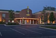 Elk Grove Theatre / The Classic Cinemas Elk Grove Theatre is located in Elk Grove, IL  / by Classic Cinemas