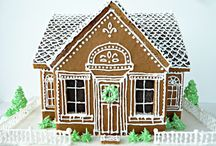 Gingerbread Houses / by Cathey Bell