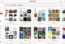 Techmama - Top Pinners To Follow / These are the top pinners on Pinterest - gathered from multiple posts around the web and my picks. This is a great way to find people to follow on Pinterest. / by Beth Blecherman