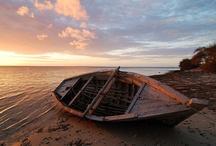 Sunrise & Sunset / The golden hours in travel / by Natasha von Geldern