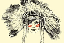 native inspired / by Stacy Fezgirl