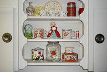 kitschen / cute, silly, retro kitchen stuff / by Ellie