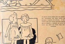 Vintage hand embroidery / Moldes antigos Bordados / by Ana Cristina Caldatto