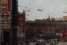 Memories of London / by Mags Phelan Stones