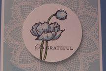 Flower cards / by Hermi Kramm