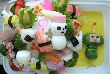 Crazy Bento Creations & Other Food Art / by Abby Benner
