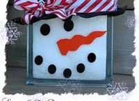 Glass Block Crafts / by Mary Maxim-Retail