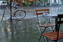 RAIN, RAIN, RAIN / by Bobbie Evingham