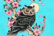 tattoos / by Melissa Kaulfuss