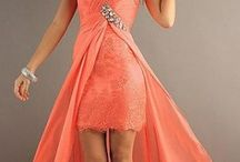 Homecoming/Prom dresses / by Gracie Braddy
