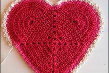 Crochet Hearts  / by diyblue
