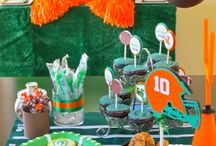 Football time in Tennessee / by Carolyn Montoye
