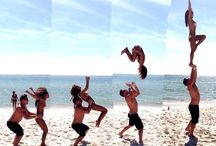 Cheerleading and dance / Love it!! / by Abby Darnell