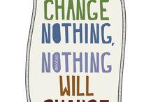 words of wisdom / by Cristina Carvalho