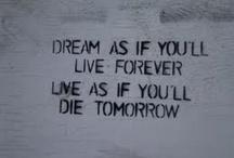 Quotes / by Sayde Ann Correa