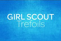Girl Scout Trefoils / by Girl Scouts–Arizona Cactus-Pine Council