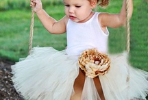 little girl on swing - photography / by rusyena
